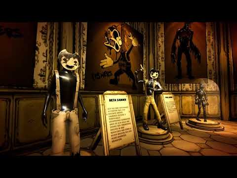 Bendy and the Ink Machine Extras/Arcives