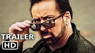 WILLY'S WONDERLAND Official Trailer (2021) Nicolas Cage, Thriller Movie HD