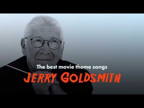 The Best Jerry Goldsmith Movie Theme Songs (Planet of the Apes, Rambo, Alien...)