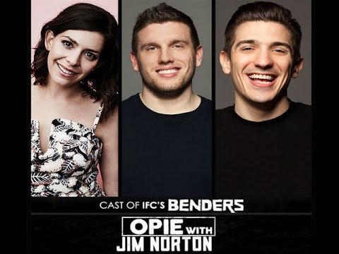 Opie & Jim Norton - Bill Burr Phoner, Cast of IFC's 'Benders' (09-30-2015)
