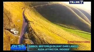 On The Spot - Simbol Misterius Dilihat dari Langit