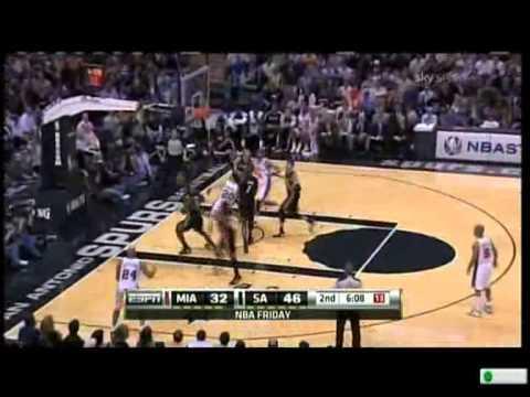 San Antonio Spurs vs Miami Heat (2010-11)