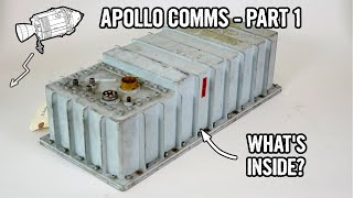 Apollo Comms Part 1: Opeฑing the S-Band Transponder and Amplifier