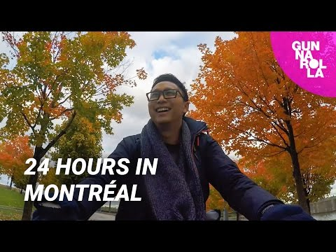 Canada Travel Guide | Montréal, Quebec: Bikes & The Best Bagels!
