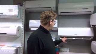 видео Колонные кондиционеры: сплит-системы колонного типа в Краснодаре