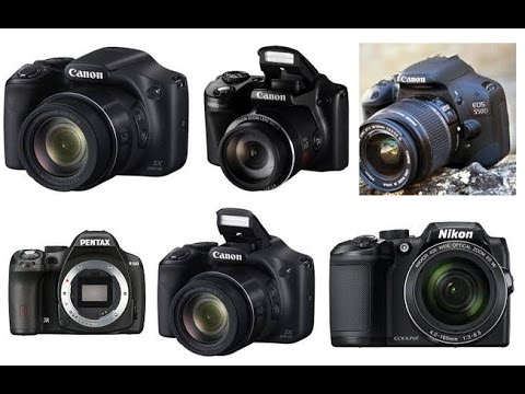 Reviews: Best DSLR Camera Under $300 -  2018