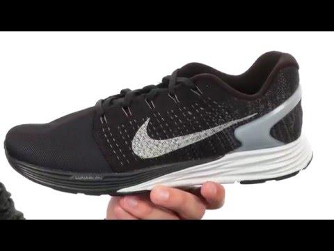 Nike Lunarglide 7 Flash SKU:8592622 - YouTube