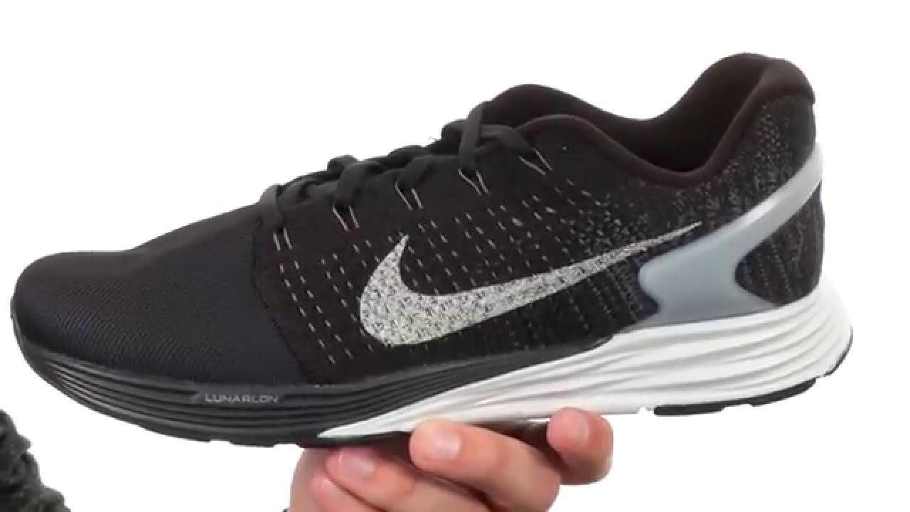 28a781322bbcd0 Nike Lunarglide 7 Flash SKU 8592622 - YouTube