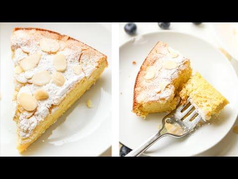 Keto Almond Cake Less Than 1 NET CARB