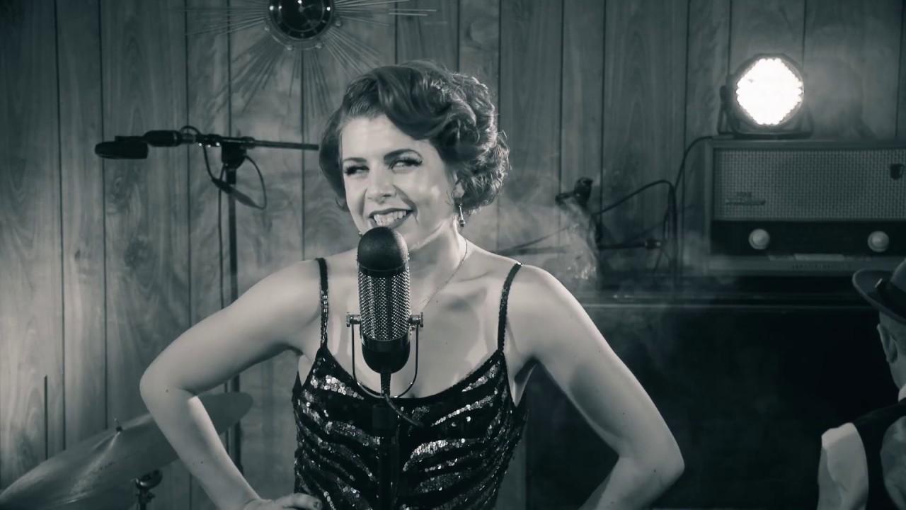 The Whitney Shay Quartet- Promo Video #2: Gatsby