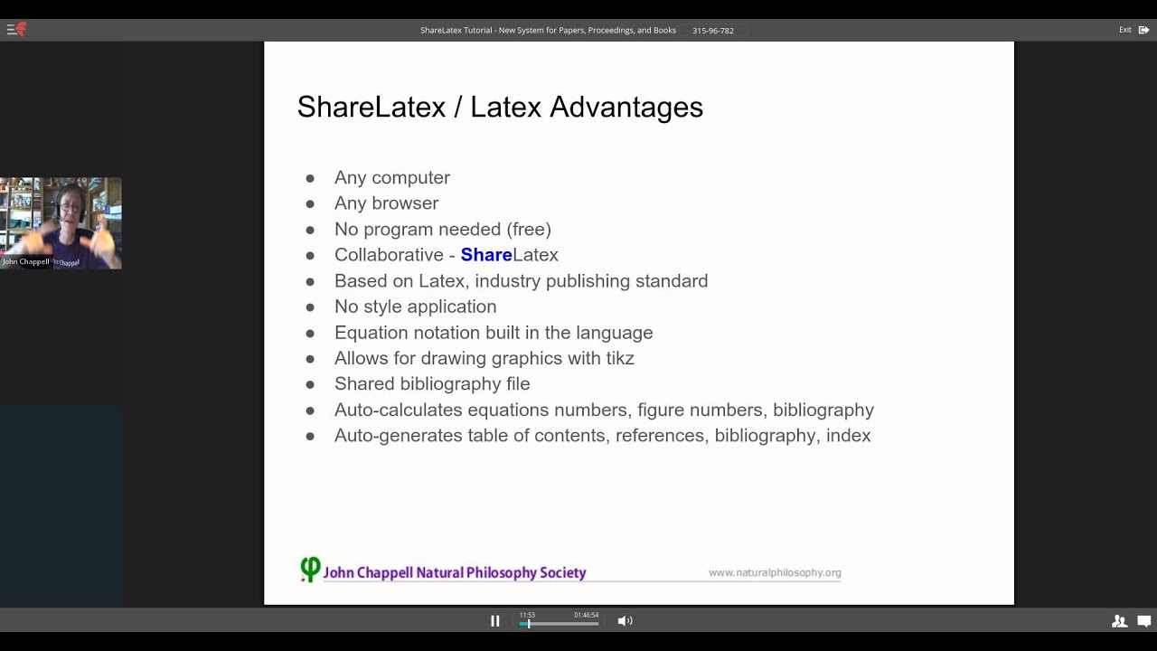 Sharelatex tutorial new system for papers proceedings and sharelatex tutorial new system for papers proceedings and books youtube falaconquin