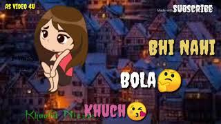 Tum chale gaye kuch bhoola bhi nahi_whatsapp status video