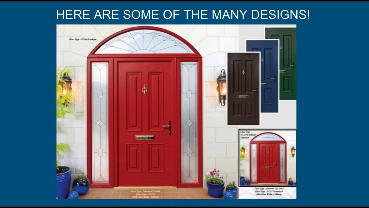 Composite Doors| How Composite Doors Are Made| Composite Door Designs
