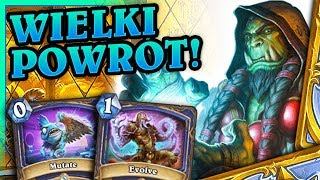 Wielki powrót! - Evovle Shaman #5 by Jambre - Hearthstone Deck (Doom in the Tomb)