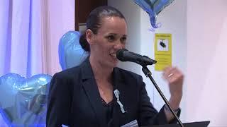 Presentación de la memoria de la Asociación Visión Azul