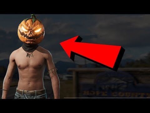 Far Cry 5 - AWESOME New Masks & Special Outfits!