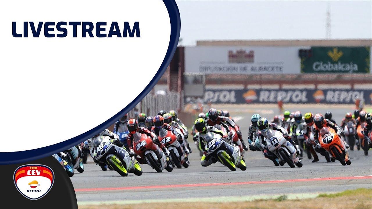 Albacete Circuit : Circuito de albacete spain round 1st fim cev repsol youtube