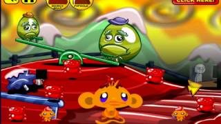 Monkey GO Happy Candy Walkthrough