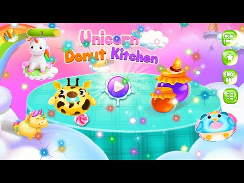 Unicorn Donut Maker: For Pc - Download For Windows 7,10 and Mac