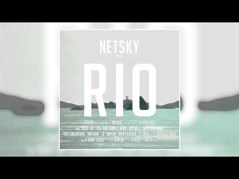 Netsky feat. Digital Farm Animals - Rio (Subtropics Remix) [Cover Art]