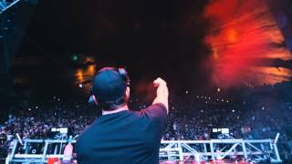 Andy C with Armanni Reign at Red Rocks/Global Dance 2014