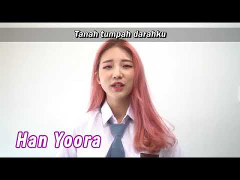 Orang Korea Hafal Lagu Indonesia Raya