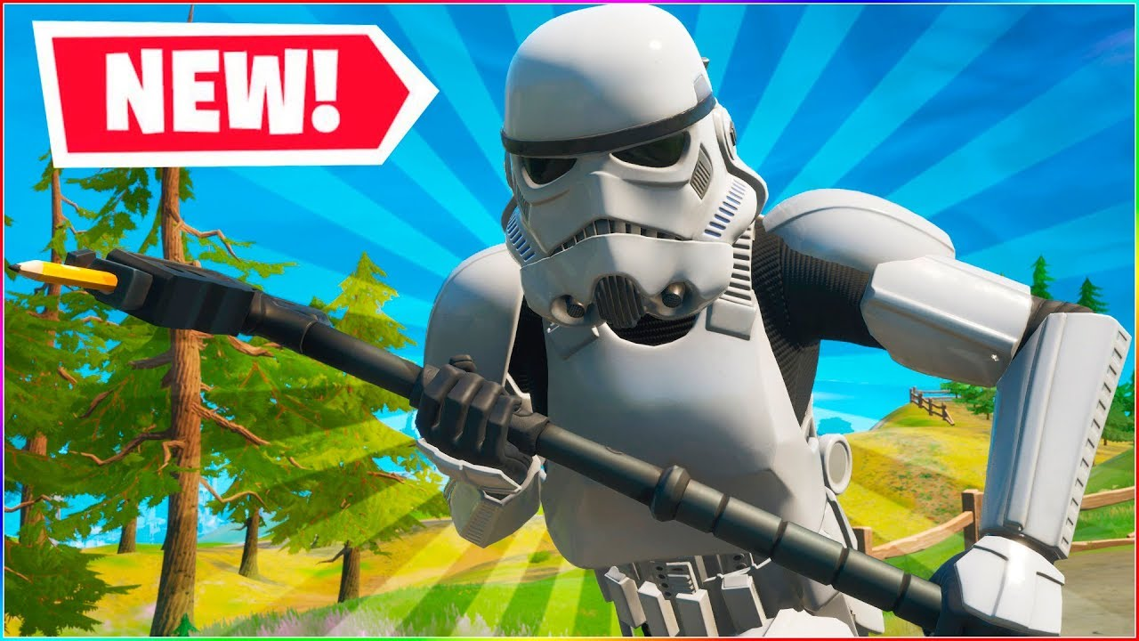 STAR WARS I FORTNITE! | Dansk Fortnite