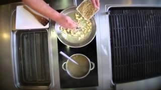 NonSoloBionde - La nostra ricetta #01 - ORZOTTO BIRRA E PERE