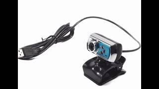 Budget HD web camera. 12MP nice performance