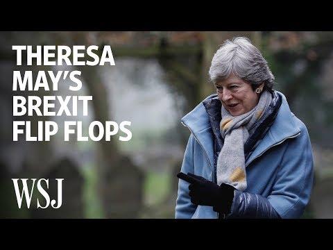 False Starts and Flip Flops: Why Theresa May Can
