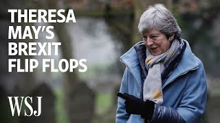 False Starts and Flip Flops: Why Theresa May Can