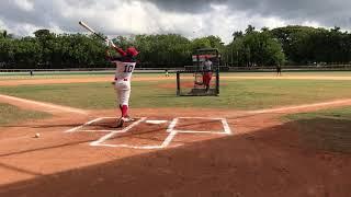 Josue Castillo SS 2020 (MB Baseball Academy)