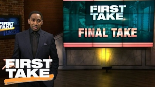Stephen A. Smith Says The 'NBA All-Star Weekend Stinks' | First Take