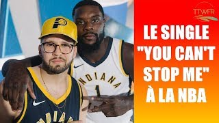 ANDY MINEO, MASCOTTE MUSICALE DES INDIANA PACERS [TELL THE NEWS] (@andymineo @wordsplayed @TTWFR)