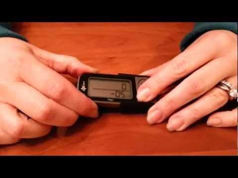 Ozeri Digital Pedometer Review