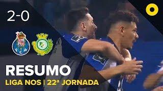 FC Porto 2-0 Setúbal - Resumo | SPORT TV