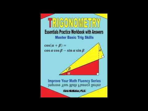 Trigonometry Essentials Practice Workbook with Answers Master Basic ...