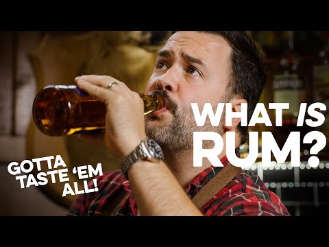 What Is Rum? Science, History, Alchemy, And Tasting 13 Bottles   How To Drink