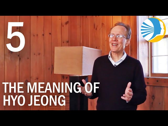 The Meaning of Hyo Jeong - Part 5: The Fruit of Sincere Devotion
