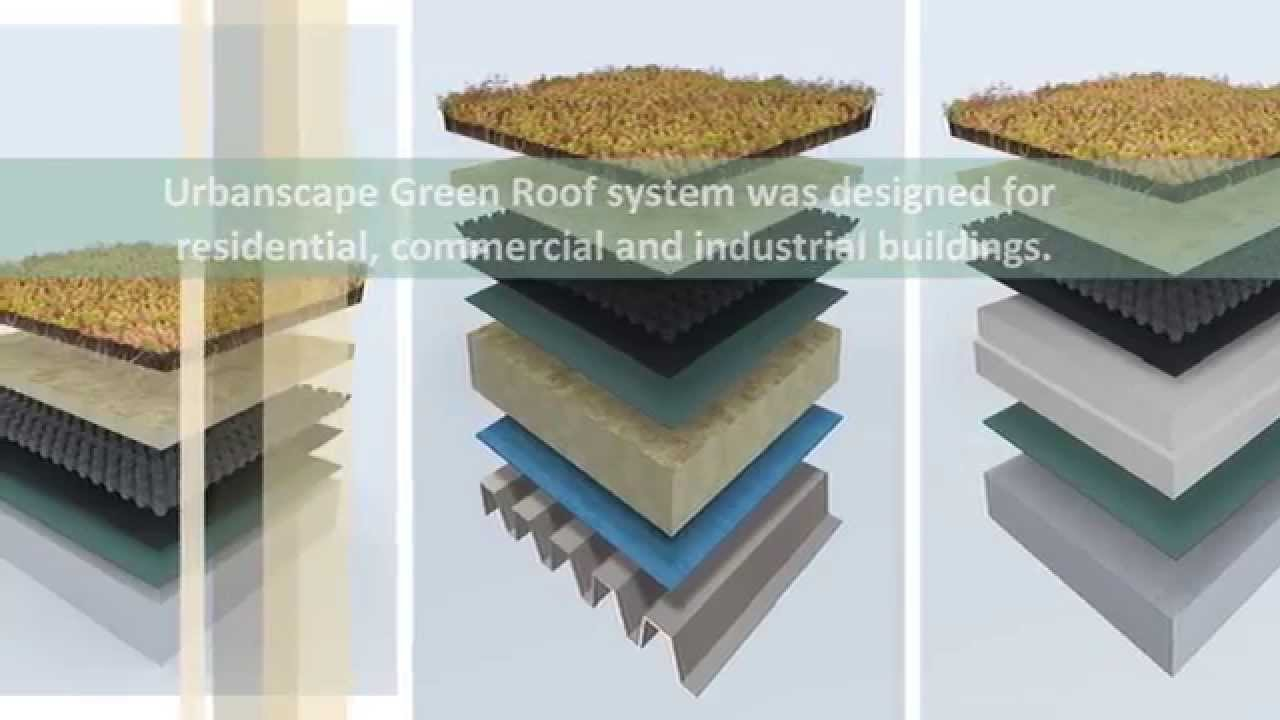 Urbanscape Green Roof Projects