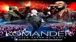 El Komander-Tragos De Amargo Licor(En Vivo Nokia Theatre)2014