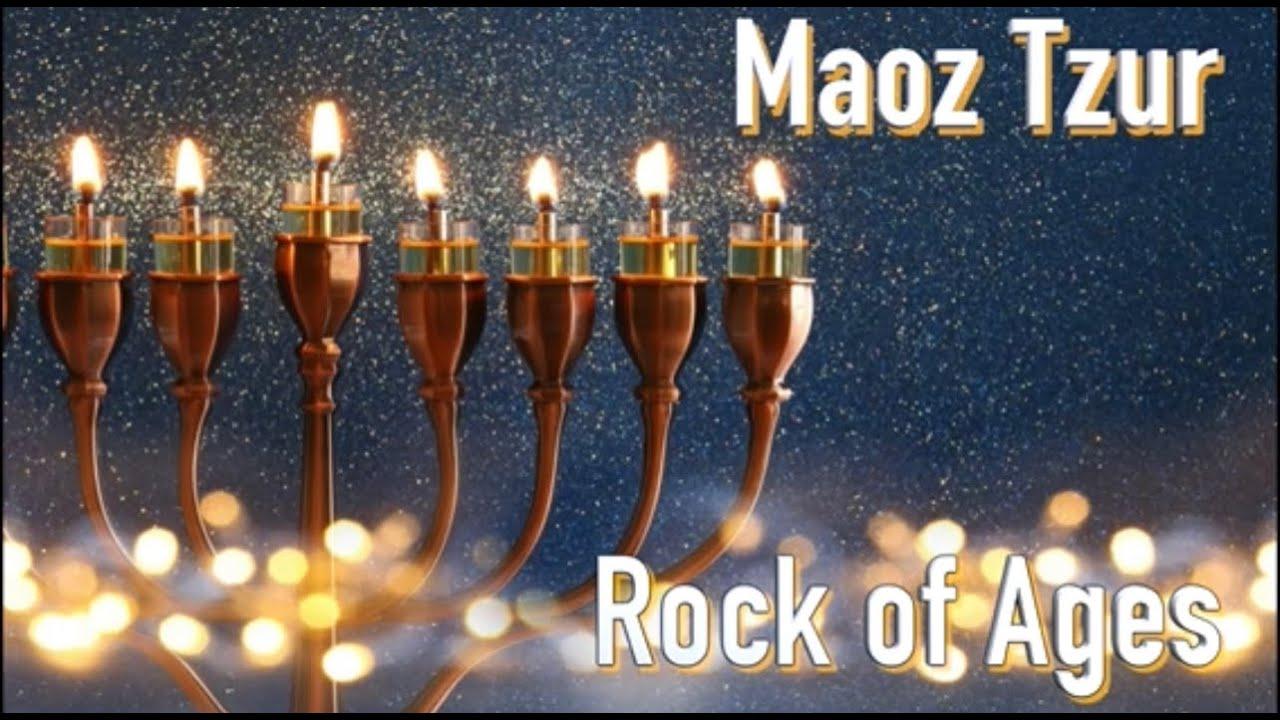 "Maoz Tzur | Rock of Ages |Hanukkah series ""Miracles"" Cantor Rev Misha Joy Prayers of the Testaments™"