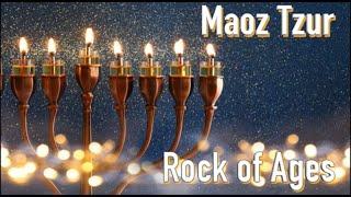 "Maoz Tzur   Rock of Ages  Hanukkah series ""Miracles"" Cantor Rev Misha Joy Prayers of the Testaments™"