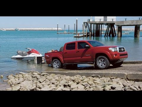 Toyota Tacoma Towing Capacity Toyota Tacoma Towing Capacity With