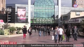 Visite Guidée en Vidéo du Sud de la France: Montpellier, Partie 1