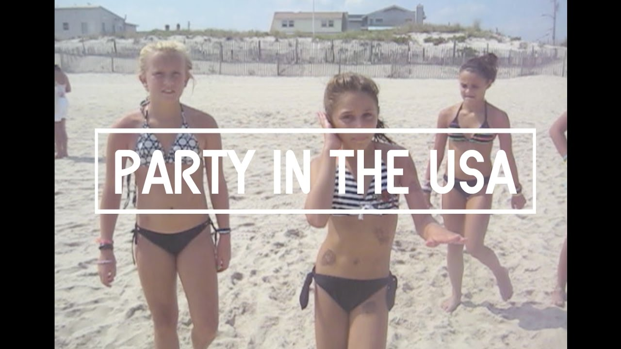 party in the usa music video - youtube