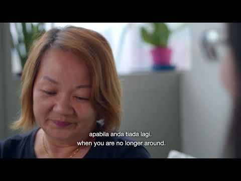 (English/Malay) Planning for your loved ones with special needs