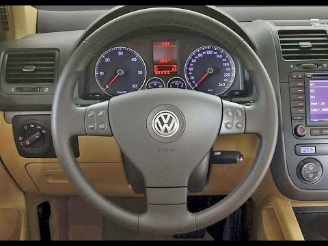 tutorial service light reset vw golf mk5 jetta in 3 steps youtube. Black Bedroom Furniture Sets. Home Design Ideas