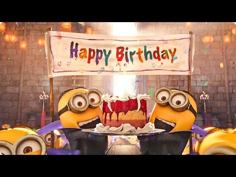 Happy Birthday - Minions