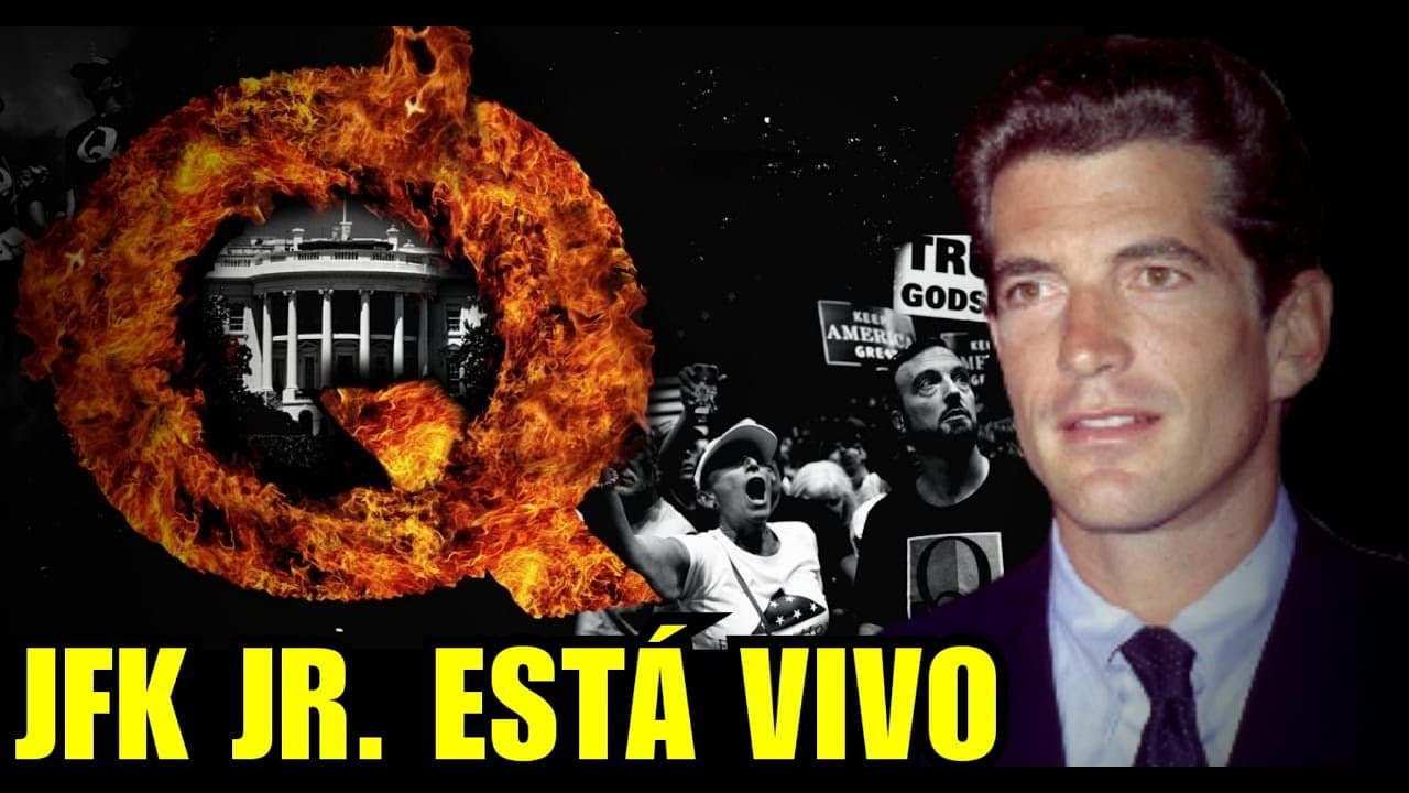 JFK JR. ESTÁ VIVO